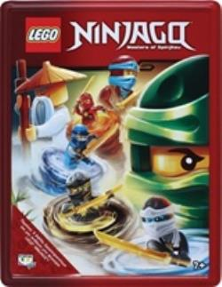 LEGO NINJAGO: Η ΚΑΣΕΤΙΝΑ ΤΩΝ ΝΙΝΤΖΑ LEGO NINJAGO